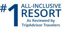 #1 All Inclusive Resort