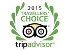2015 Travelers Choice Award