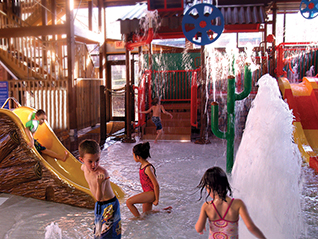 Winter Big Splash Indoor Waterpark