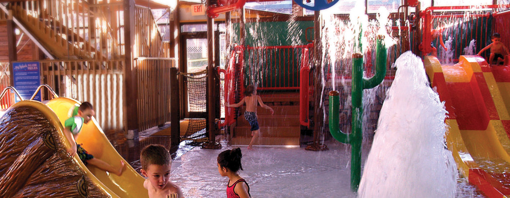 Big Splash Indoor Waterpark