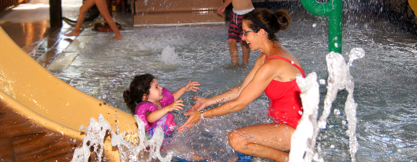 Big Splash Indoor Waterpark