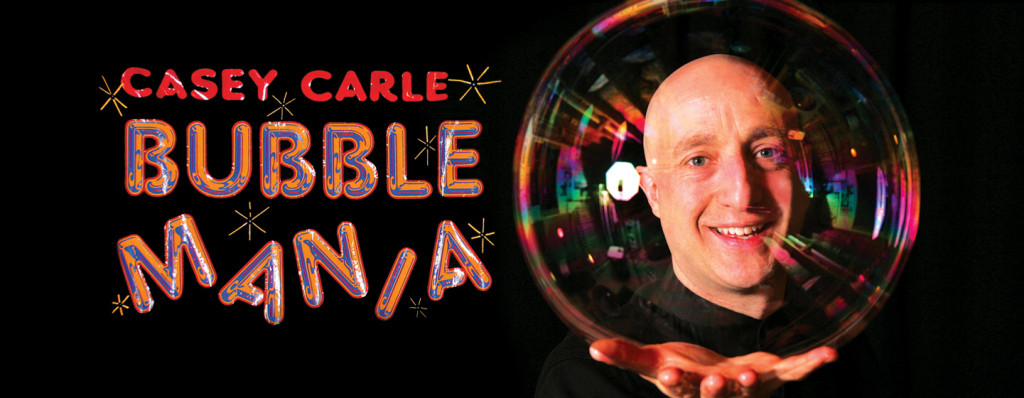 Casey Carle's Bubblemania