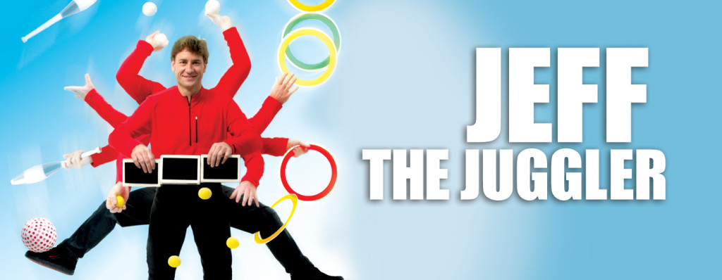 Jeff the Juggler