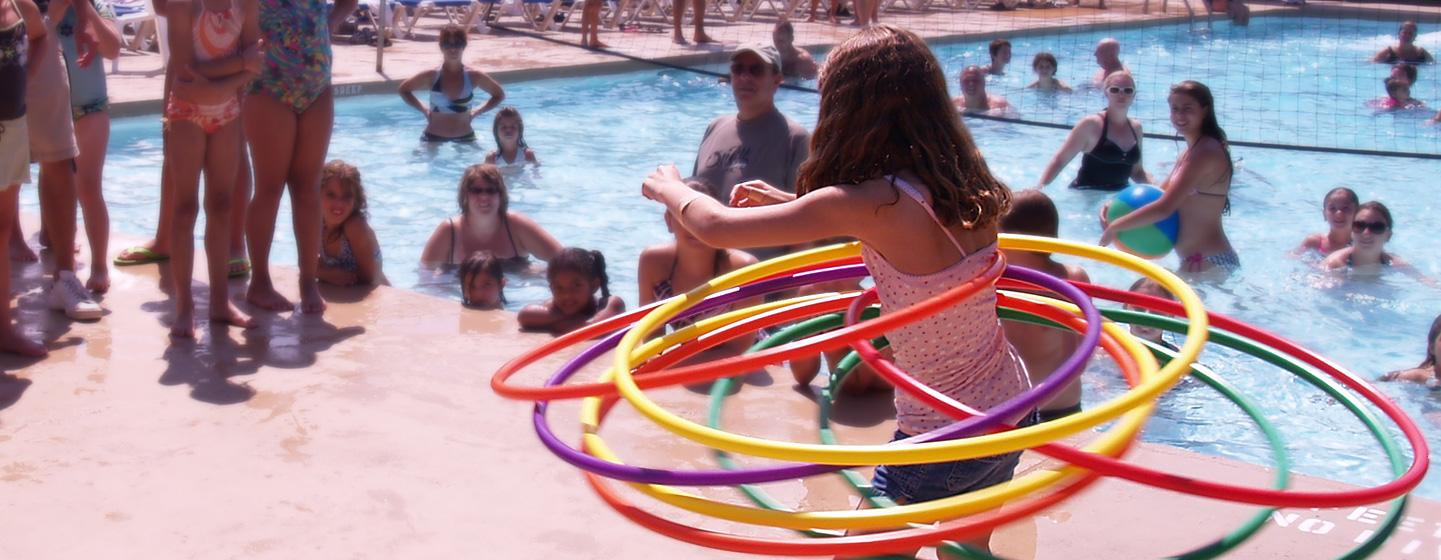 Hoola Hoop Contest