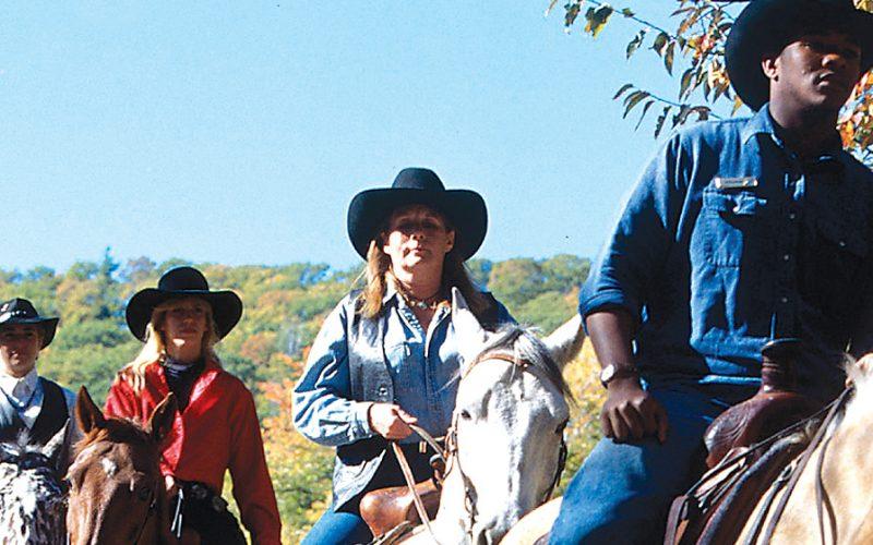 Horseback Rides For Corporate Gatherings
