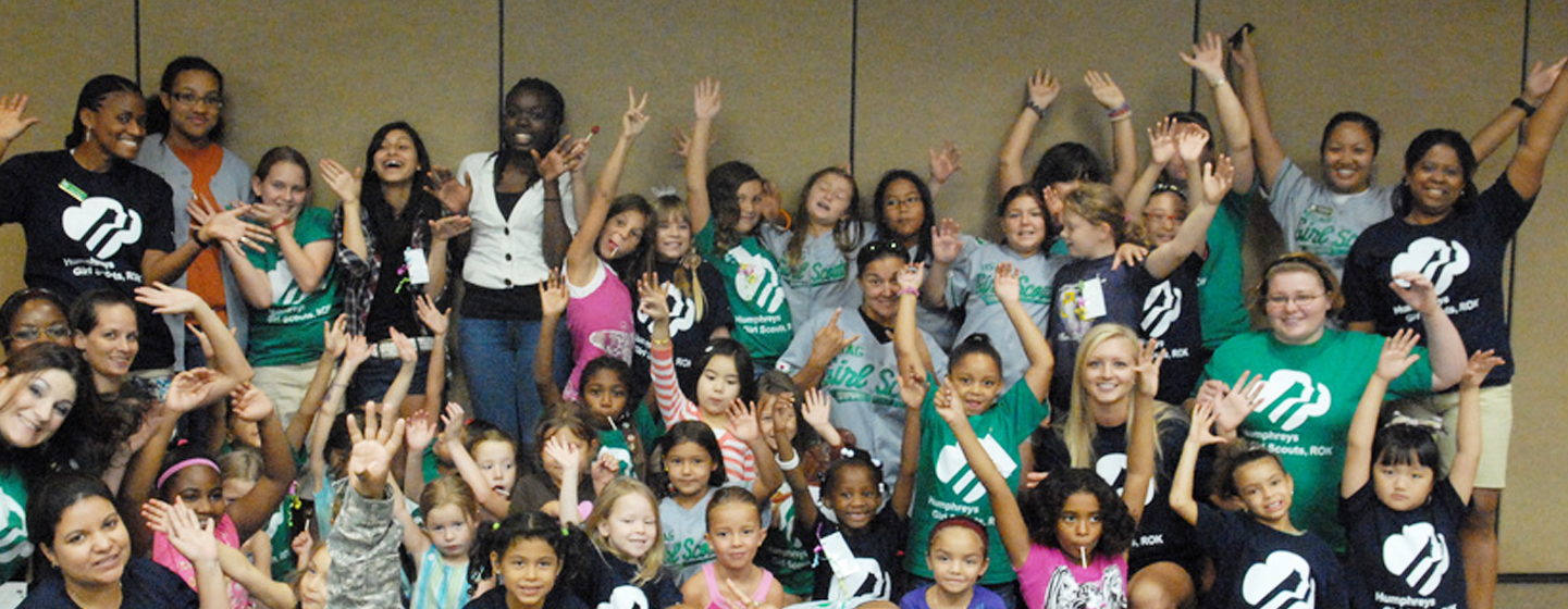 Girl Scouts- Rocking Horse Ranch