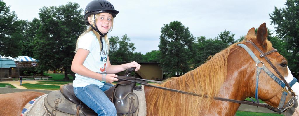School Class Trips Horseback Riding