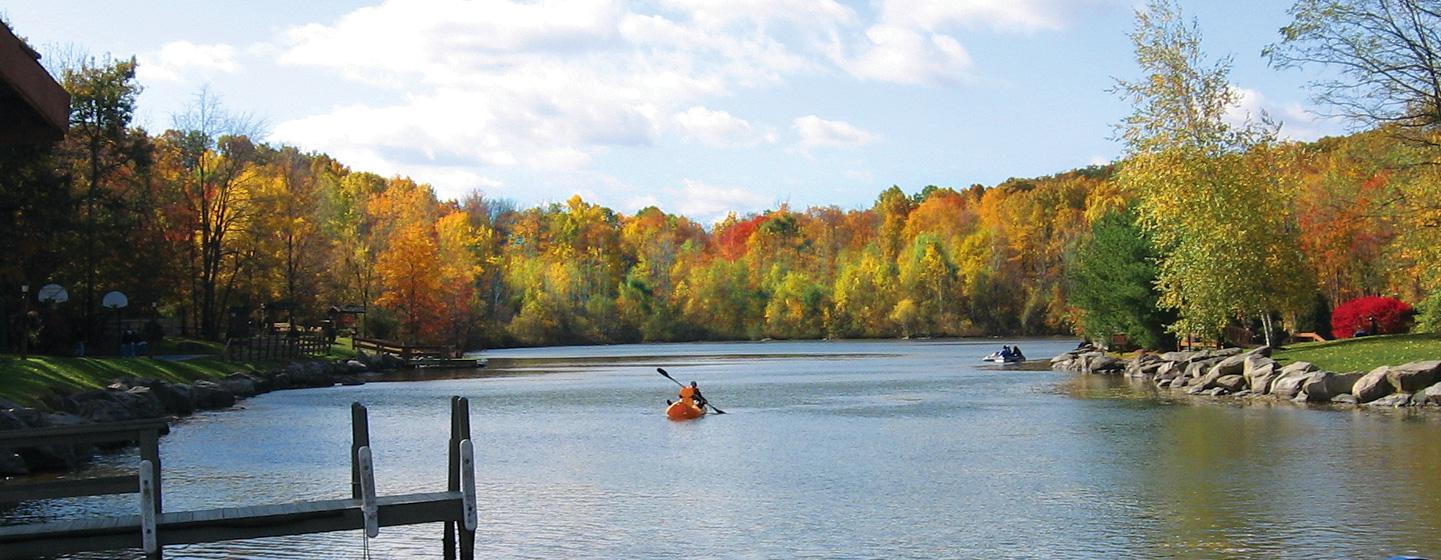 Senior Trips Private Lake