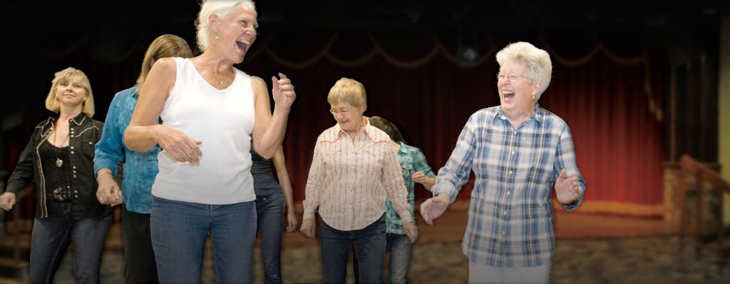 Senior Trips Line Dancing