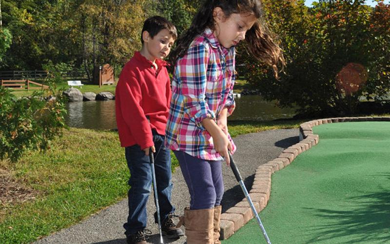 Mini Golf Contests
