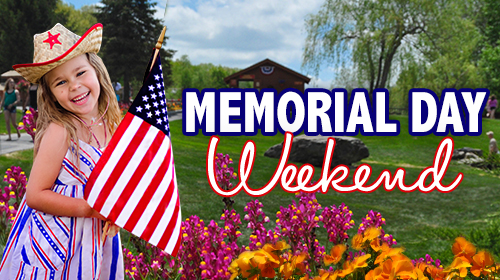 All inclusive Memorial Day Weekend