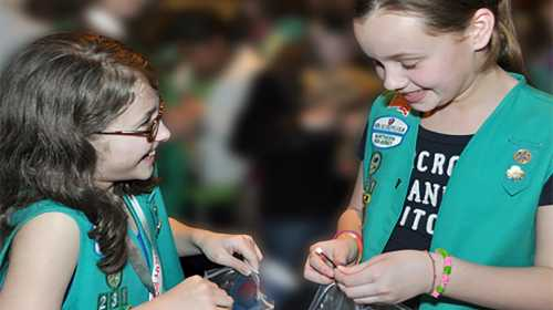 All Inclusive Girl Scout Weekends
