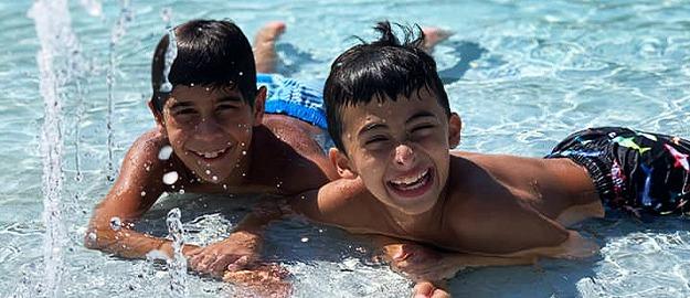 Kiddie Pool Web